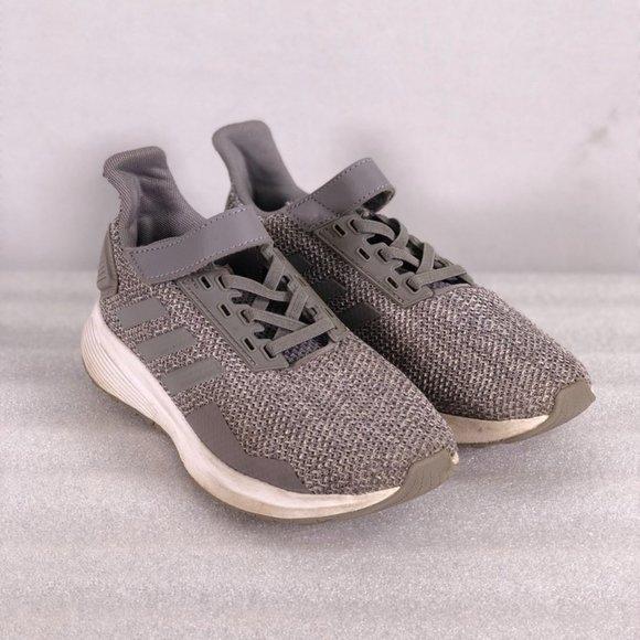 adidas Shoes | 220 Grey Kids Velcro